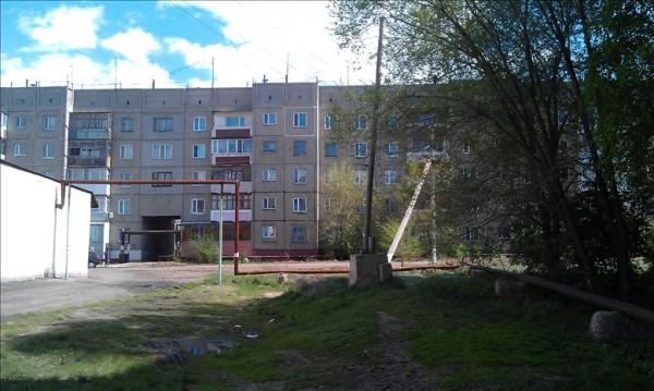 カザフスタンの水道管4