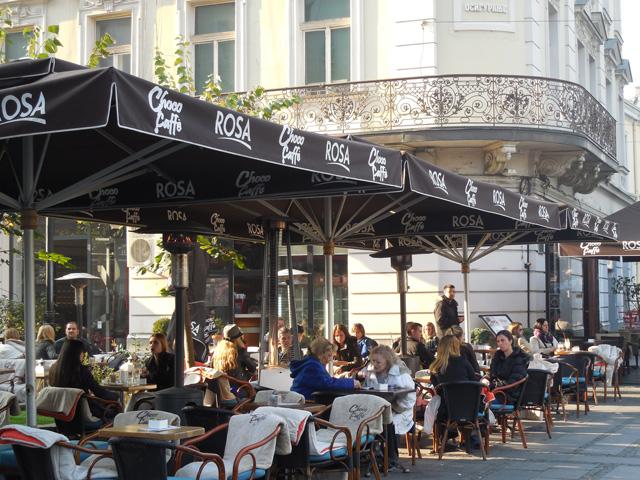 belgrade cafe